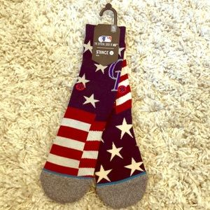 COLORADO ROCKIES MLB KIDS STANCE SOCKS